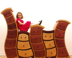 Детская смешная мебель