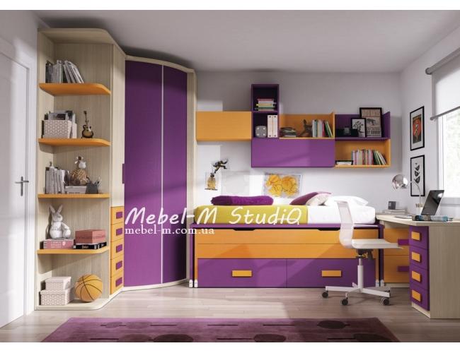 Детская комната - Бонжур