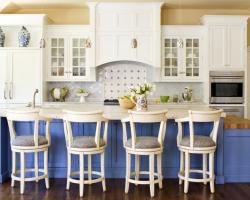 Кухня Blu дерево