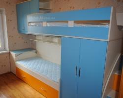 Меблированная детская комната