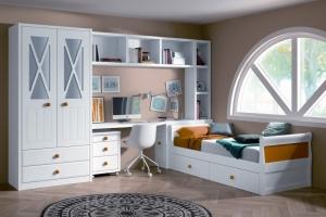 Комната для детей в классическом стиле