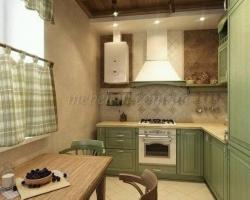 Кухня для квартир с индивидуальным отоплением