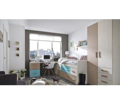 Мебельная детская комната - Отличник