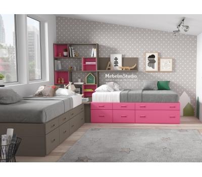Детская комната  - Макиато