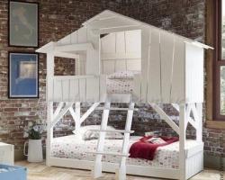 Детская кровать домик Нона