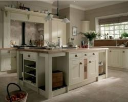 Кухня классика из дерева